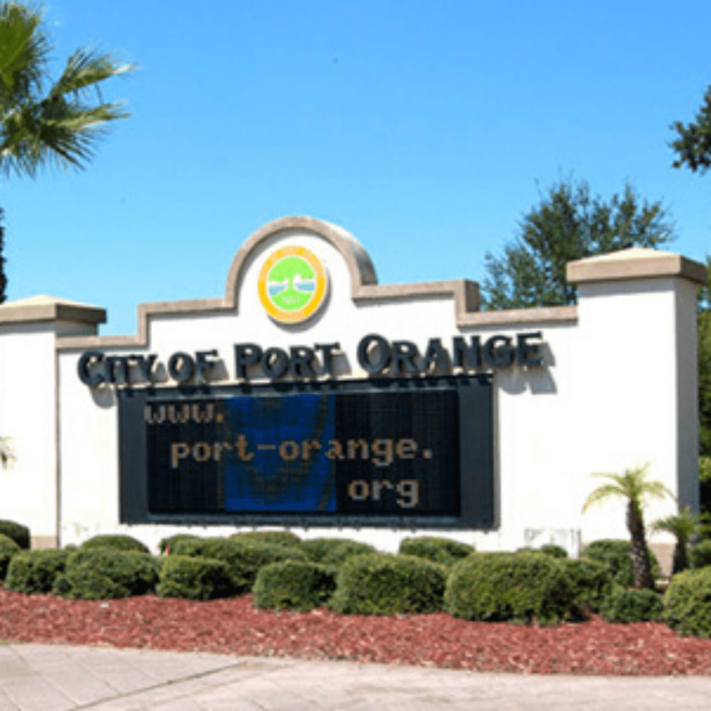 Volusia County Port Orange