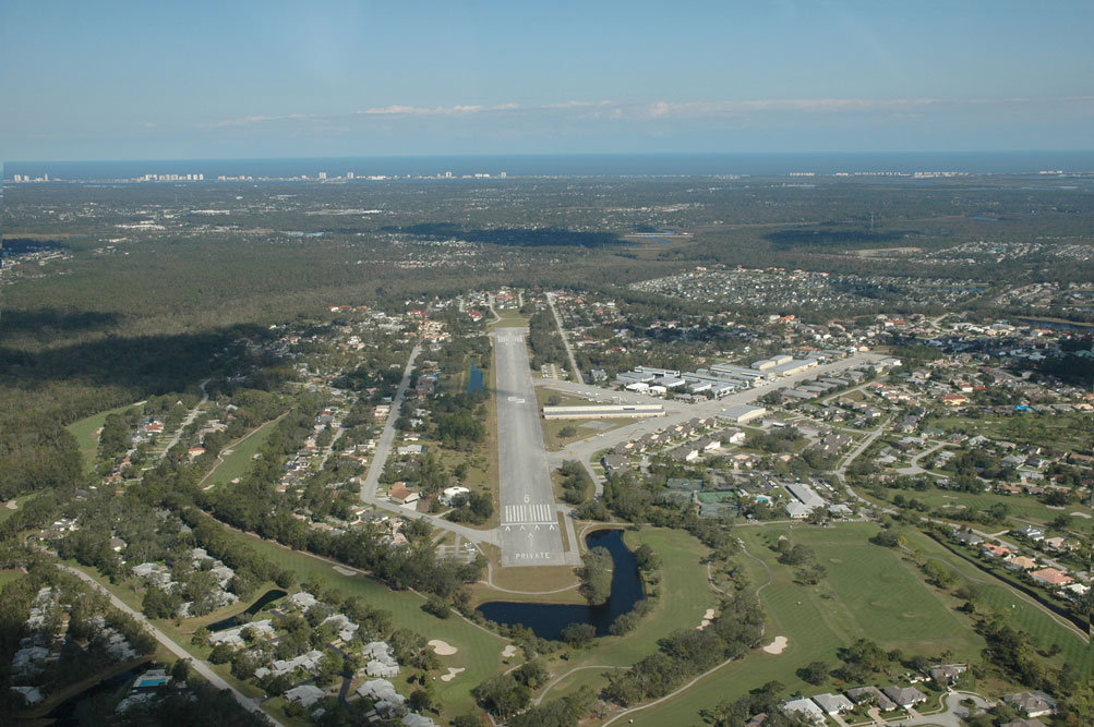 homes in spruce creek airpark